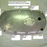 Case Screw Lengths and Position on Large Clutch Covers